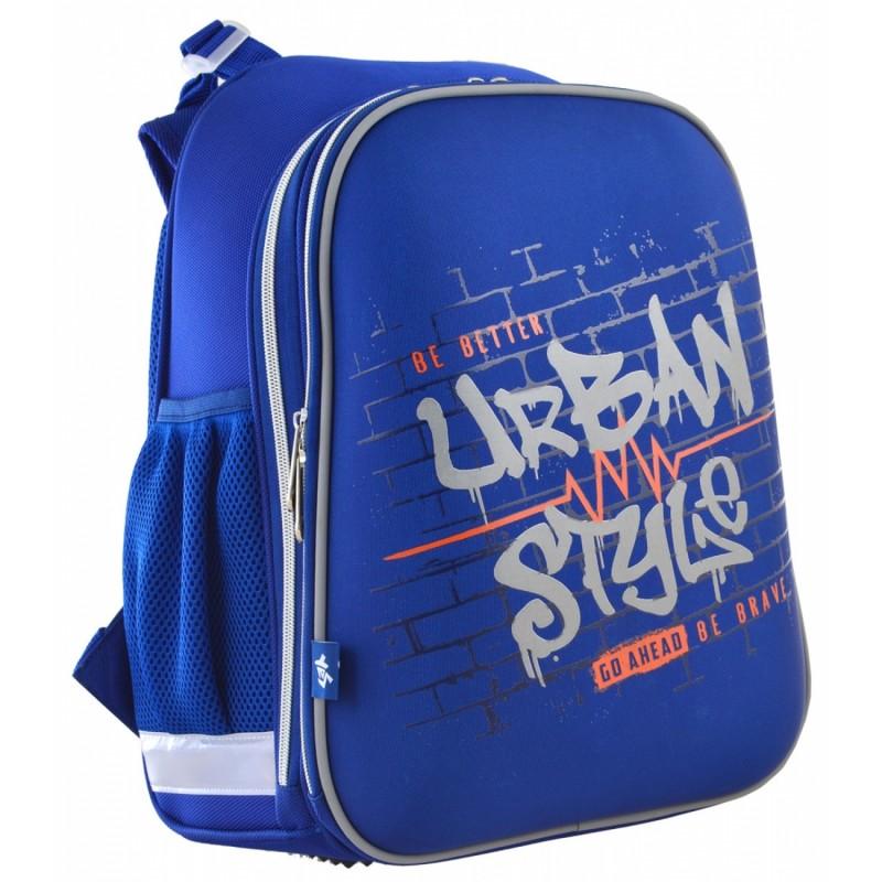 Рюкзак школьный каркасный Urban Style фото