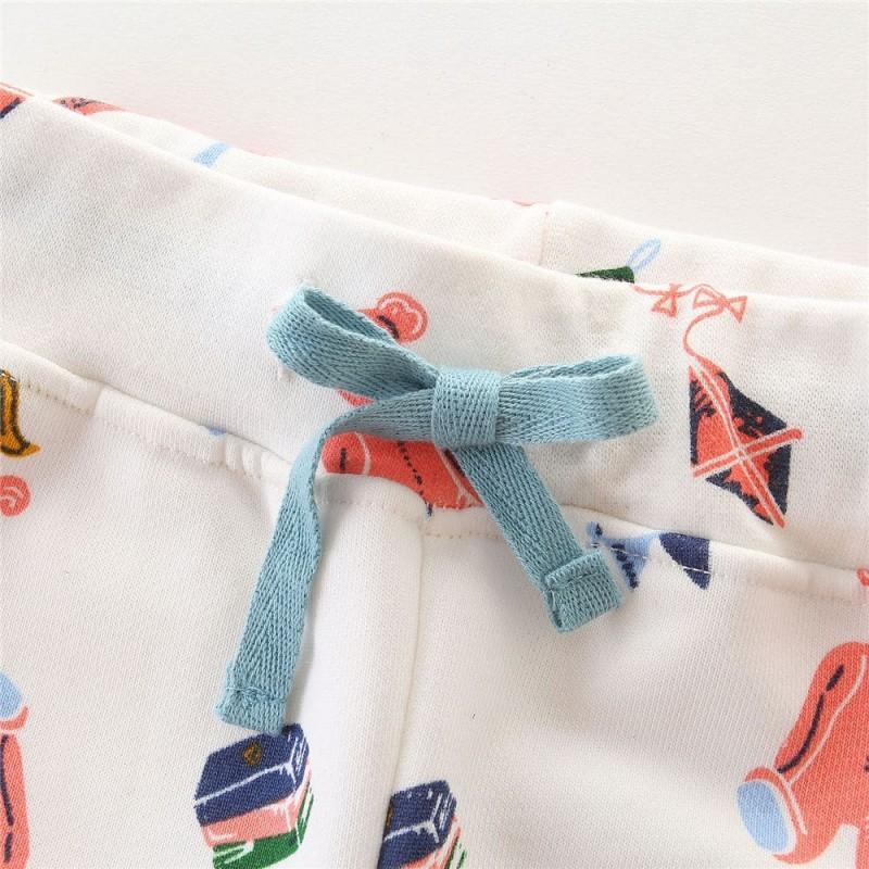 Штаны для девочки Игрушки