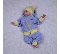 Детский спортивный костюм Favorite (желтый)