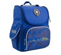 Рюкзак каркасный Oxford blue 34*26*14