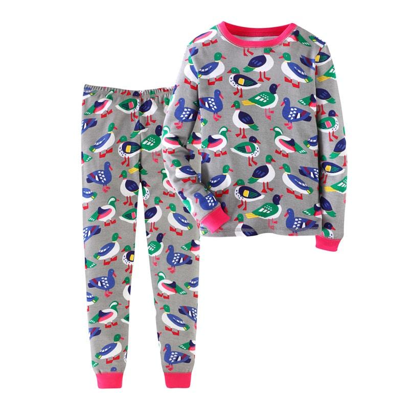 Пижама для девочки Ducks фото