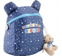 Рюкзак детский синий 20.5 * 28.5 * 9.5