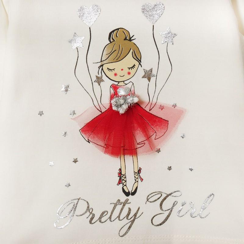 Комплект для девочки 3 в 1 Pretty girl фото