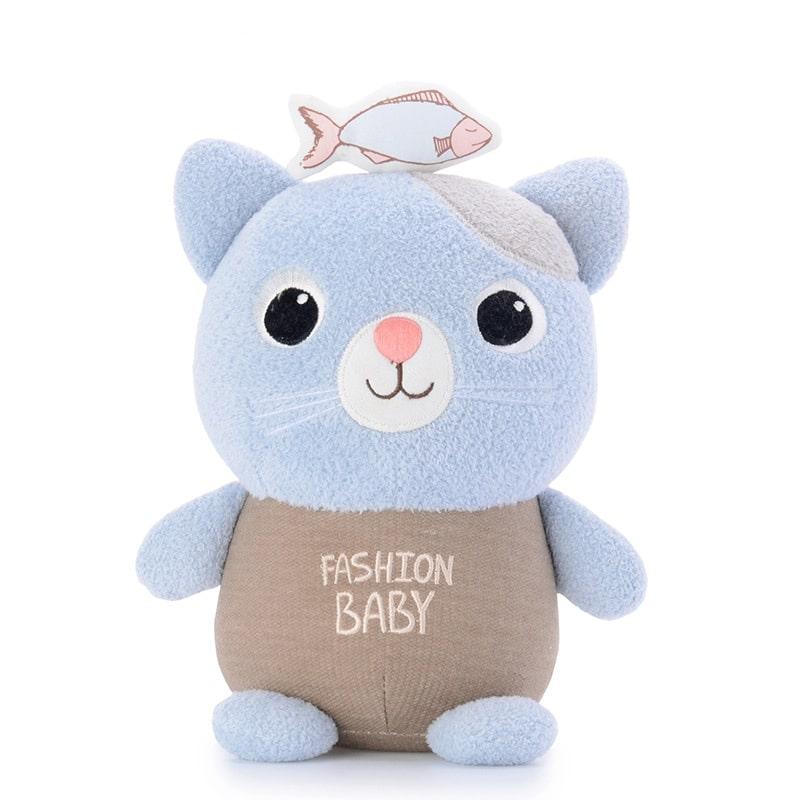 Мягкая игрушка Волшебный кот, 20 см