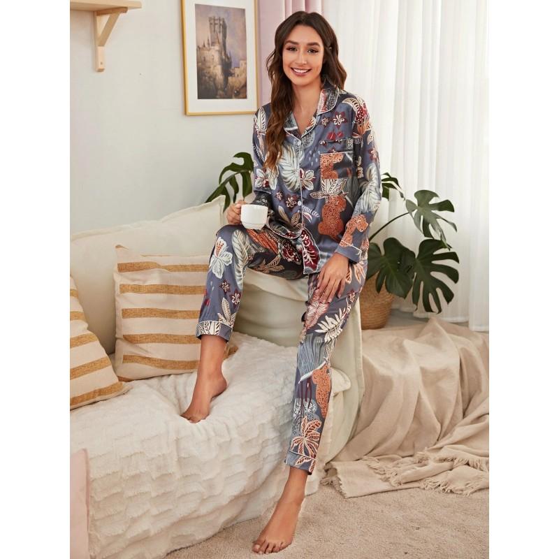 Пижама женская Leopard