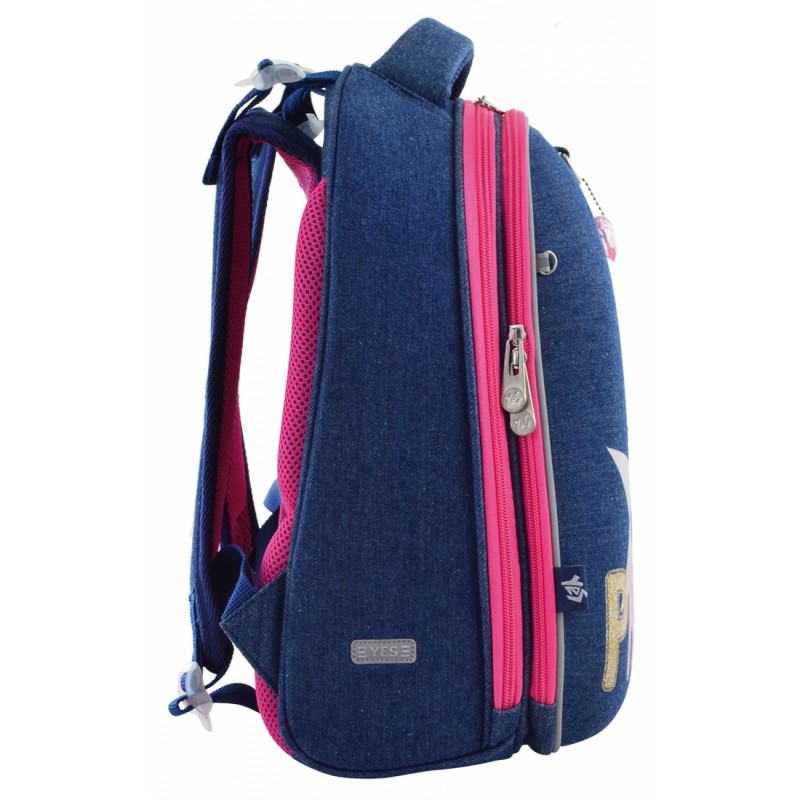 Рюкзак школьный каркасный Princess фото