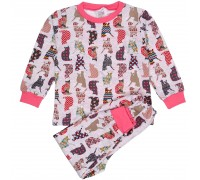 Пижама детская pink cat