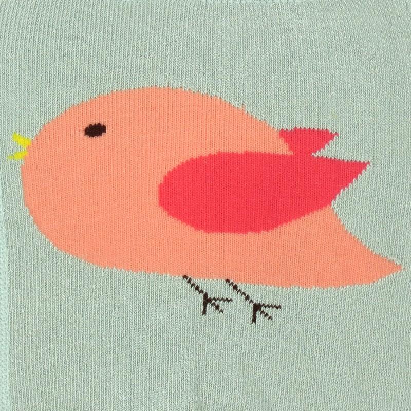 Леггинсы для девочки Птица