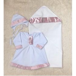 фото Крыжма и рубашка розовая киев