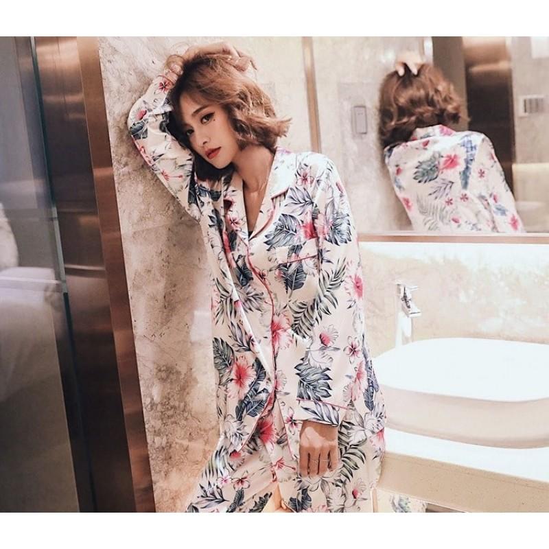 Пижама женская Floral print