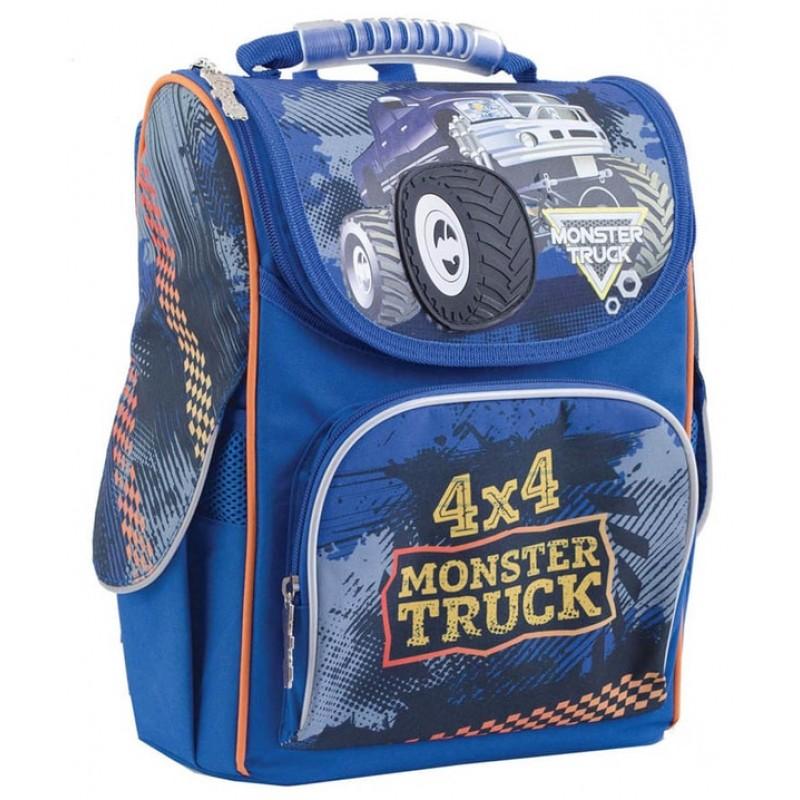 Рюкзак каркасный Monster Truck 1 вересня