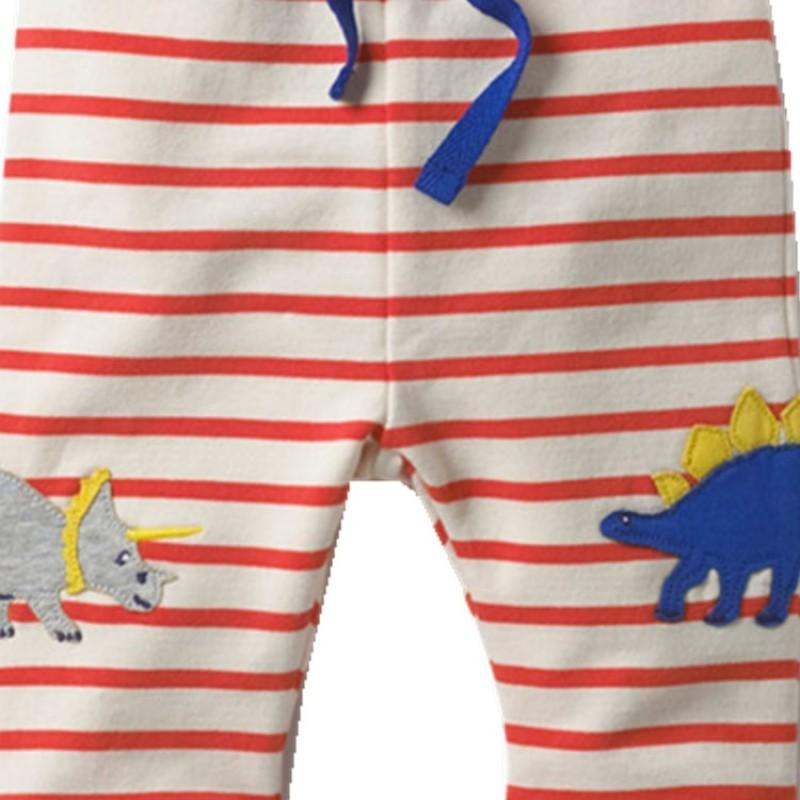 Штаны для мальчика Динозавры