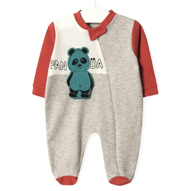 Человечек детский Blue panda