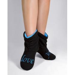 Капці-чоботи з вишивкою Slivki
