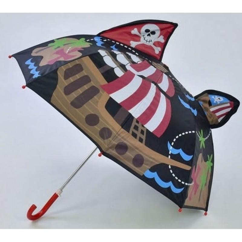 фото Зонтик детский пираты