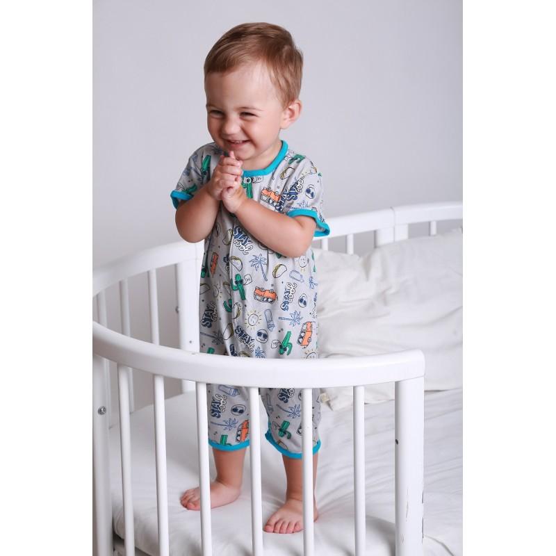 фото летний детский песочник мальчику