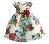 Платье для девочки Океан