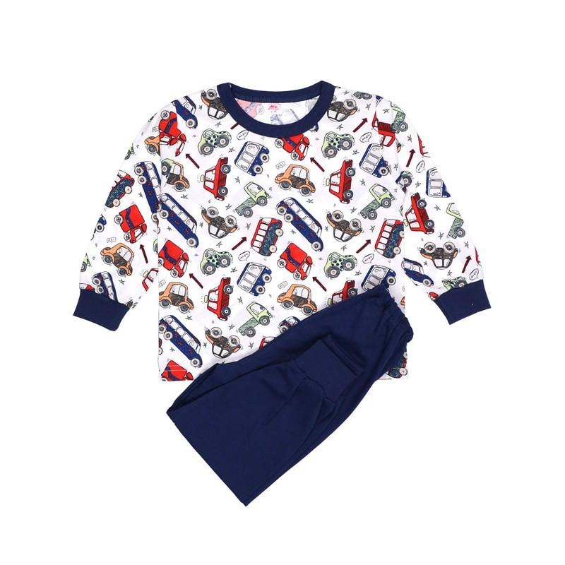 фото пижама детская машынки
