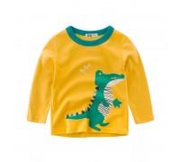 Кофта для мальчика Большой крокодил