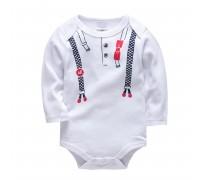 Боди для мальчика Suspender