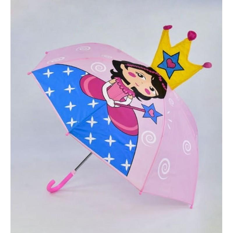 фото Зонтик детский принцесса
