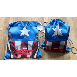 Сумка для обуви фото Captain America