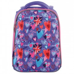 Рюкзак школьный каркасный Fantasy