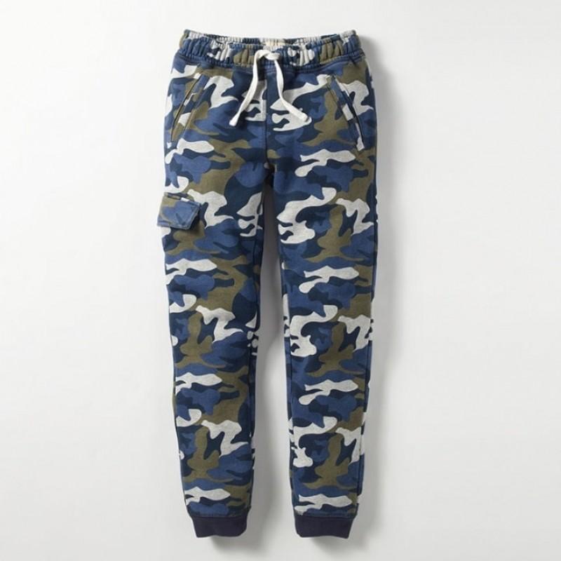 Штаны для мальчика Camouflage