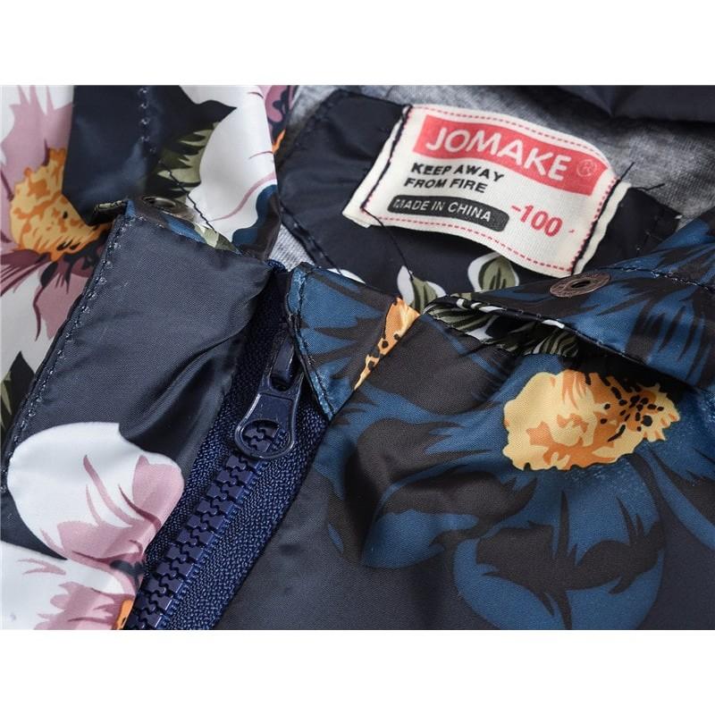 фото брендовой ветровки для девочки