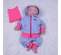 Детский спортивный костюм Favorite (малиновый)