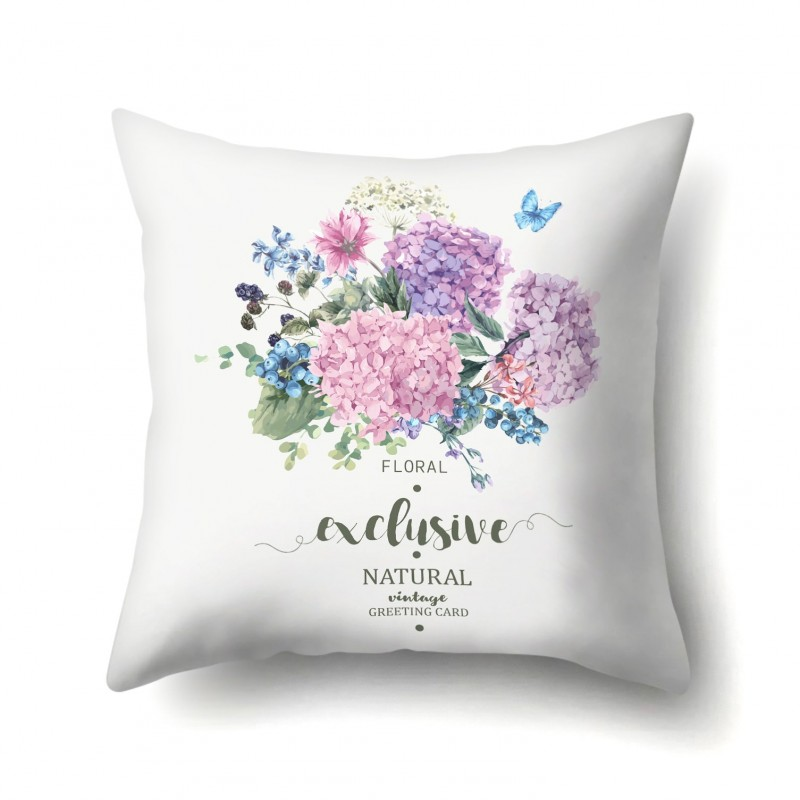 Наволочка декоративная Floral exclusive