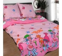 Комплект постельного белья TROLLS