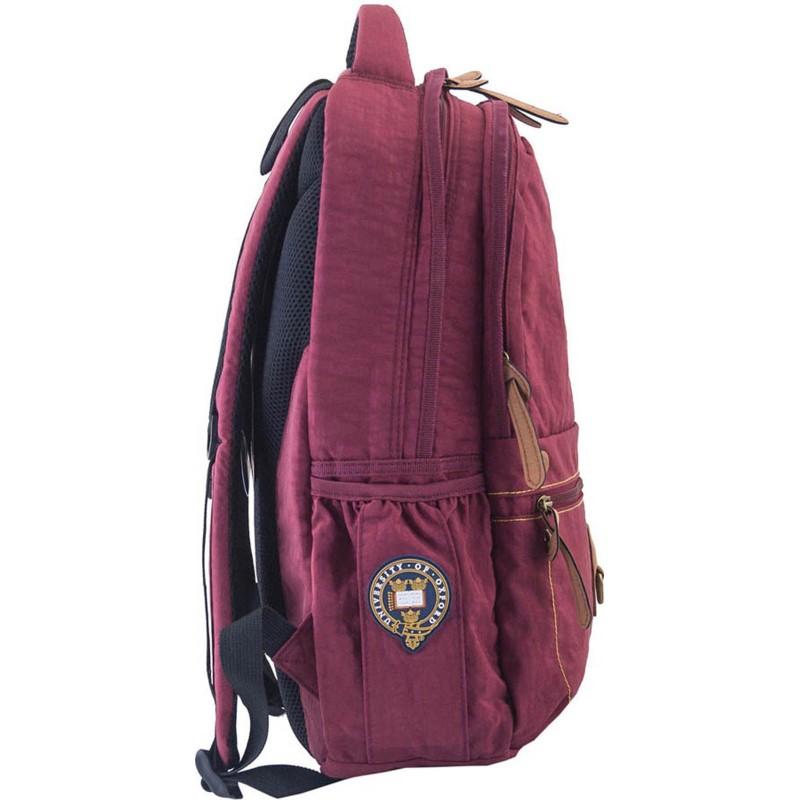 Рюкзак подростковый бордовый киев