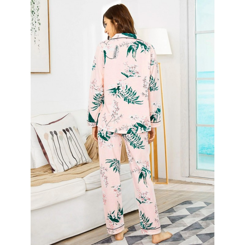 Пижама женская Spring flowers