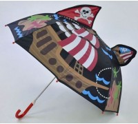 Зонтик детский Пираты 70 см Star Toys