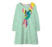 Платье для девочки Попугай