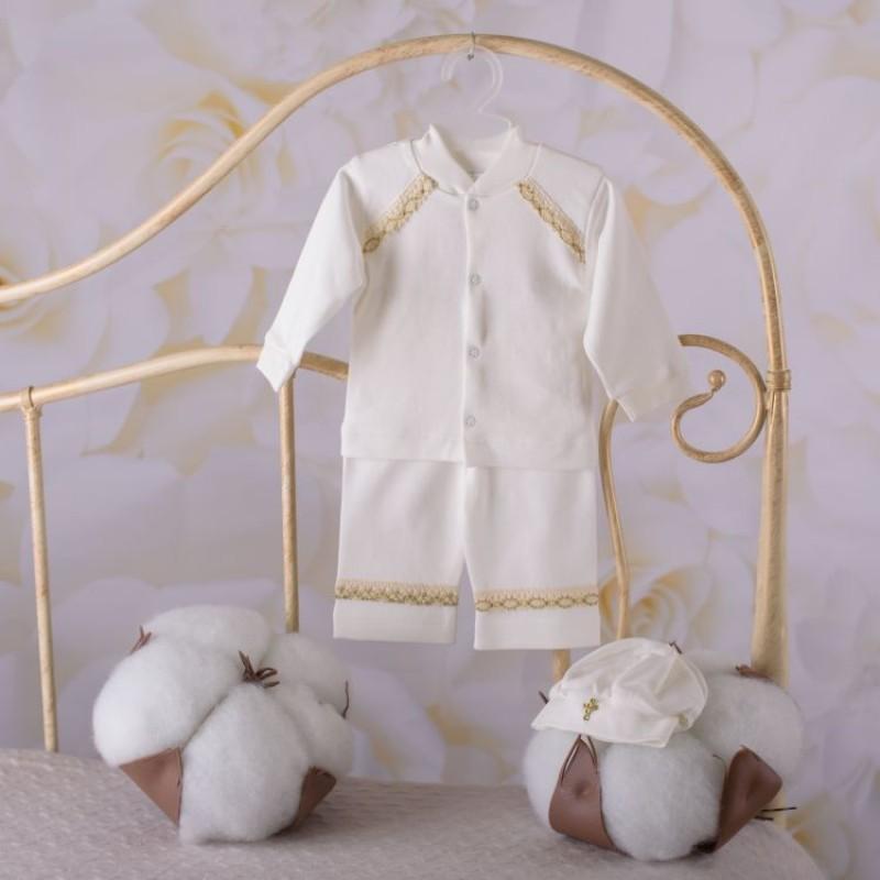 фото крестильный набор для мальчика велюр