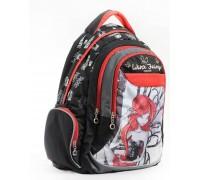 Рюкзак подростковый 36 * 28 * 12см
