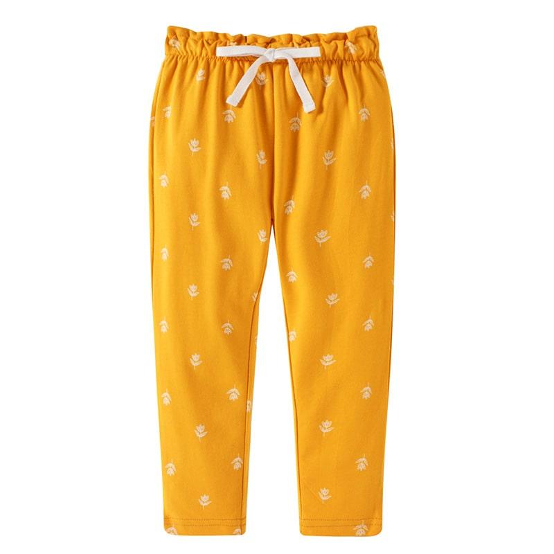 Штаны для девочки Тюльпанчик