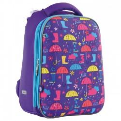 Рюкзак школьный каркасный Umbrellas