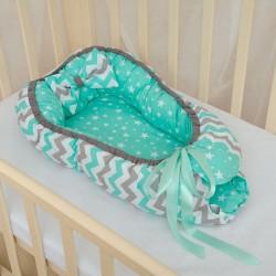 фото Кокон для новонародженого