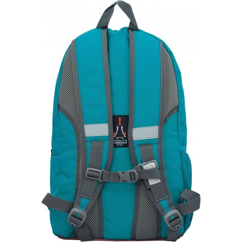 Рюкзак подростковый бирюзовый киев