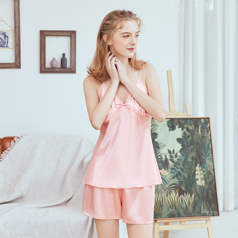 Пижама женская Royal silk фото