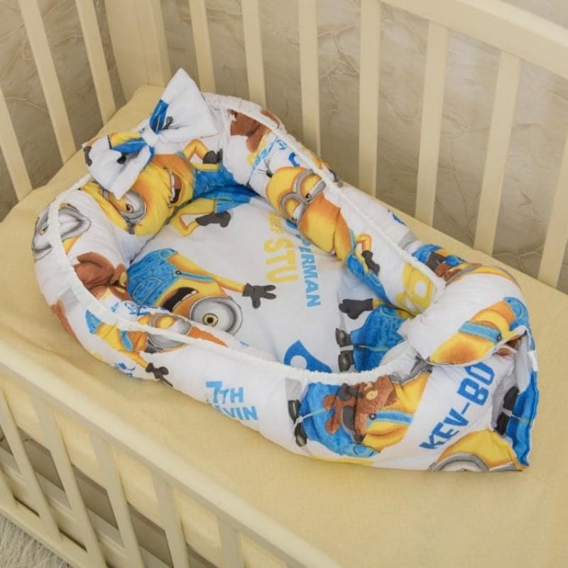 фото кокон для новорожденного