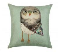 Наволочка декоративная Owl 45 х 45 см