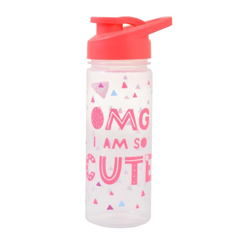 Бутылка для воды OMG 500 мл фото