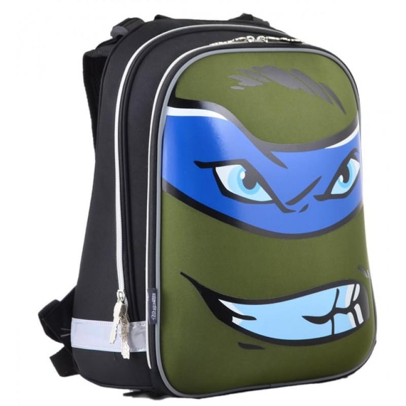 Рюкзак каркасный Turtles face 1 вересня