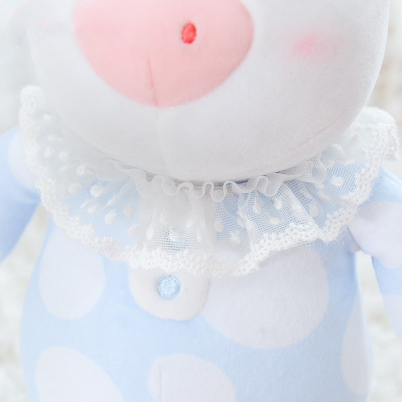 Мягкая игрушка Lili Pig Blue, 25 см