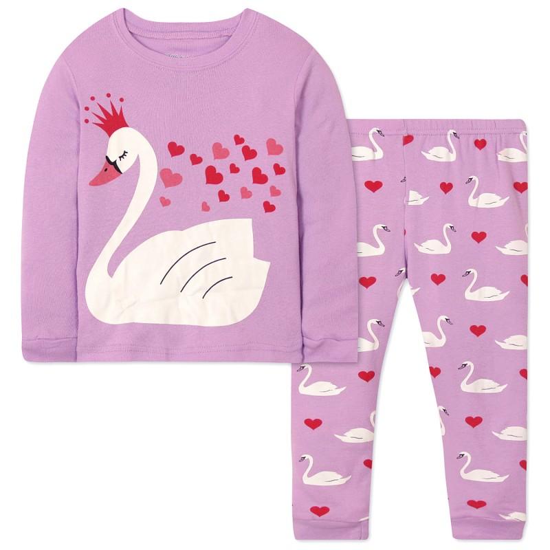 Пижама Лебедь фото