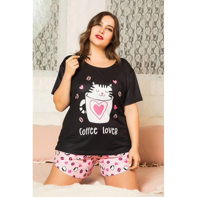 Пижама женская Coffee lover